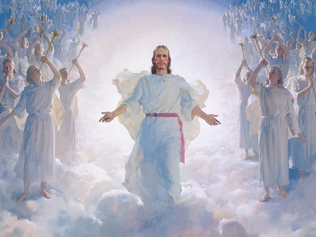 Harry Anderson, The Second Coming, 1979